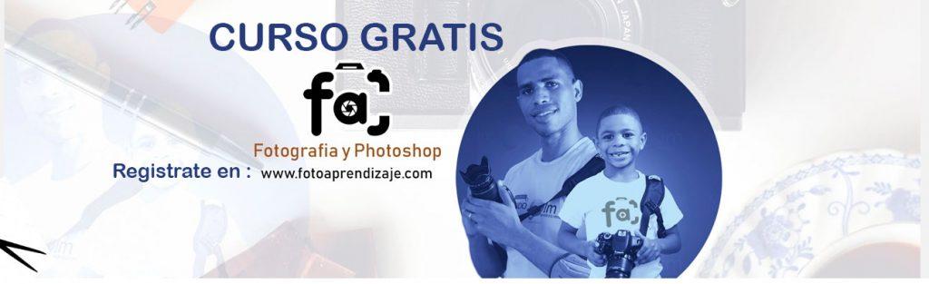 aprende gratis fotografia y photoshop
