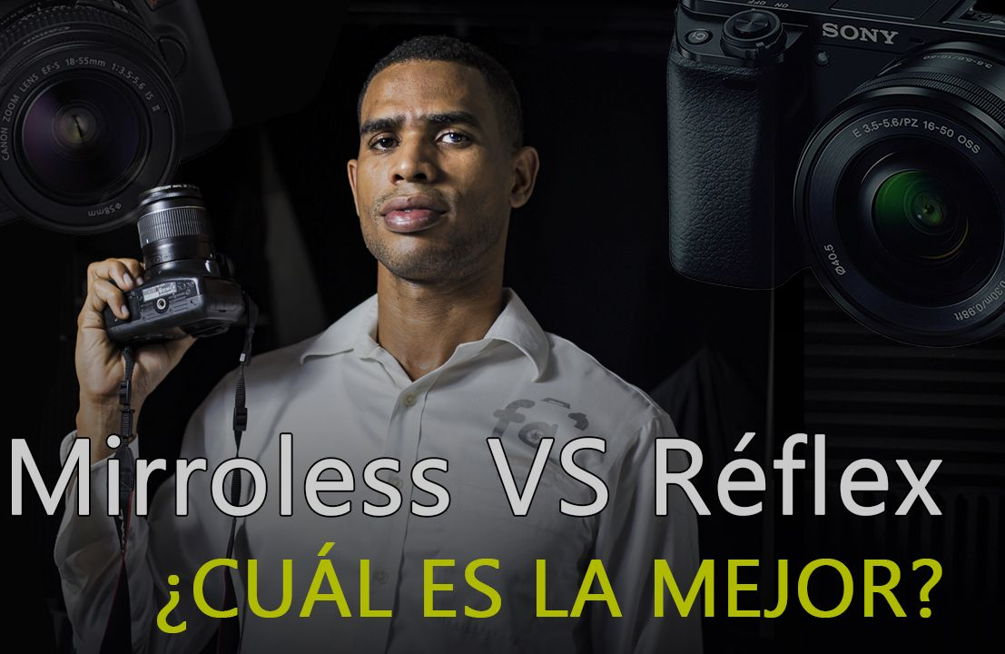 Mirrorless vs Reflex