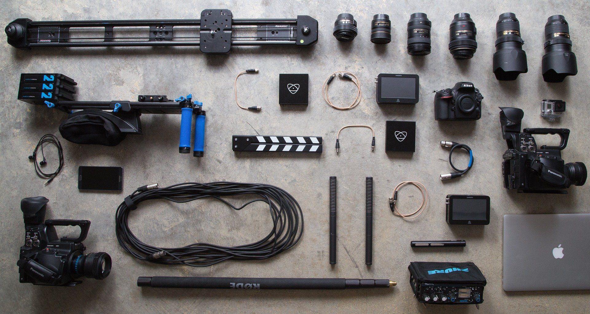 Fotografía, herramientas