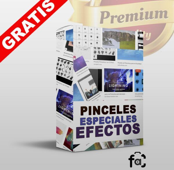 Pinceles especiales para photoshop 2020