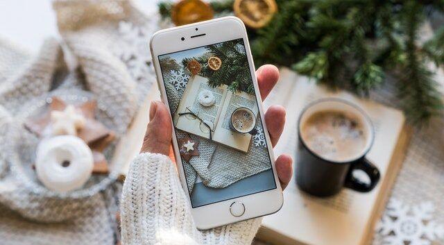 La Fotografía de productos con celular